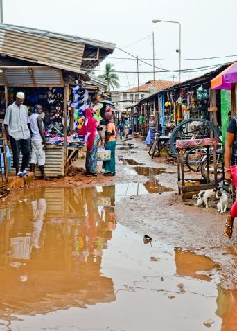 Barra market