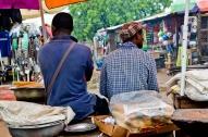 Some sandwich vendors