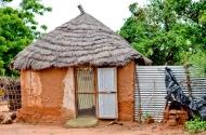 Becca's hut