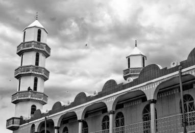 Mosque in Diabugu