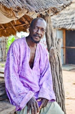 Host Father of Fatty Kunda in Tenefara